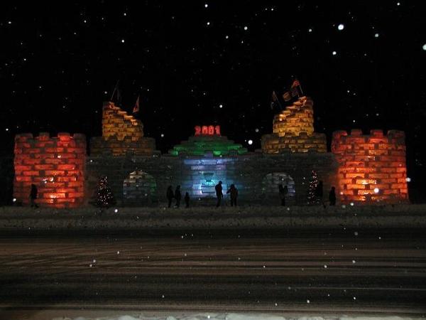 2001 Ice Palace