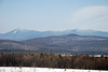 Moose and McKenzie Mountains from Harrietstown Hill, 3/7/9