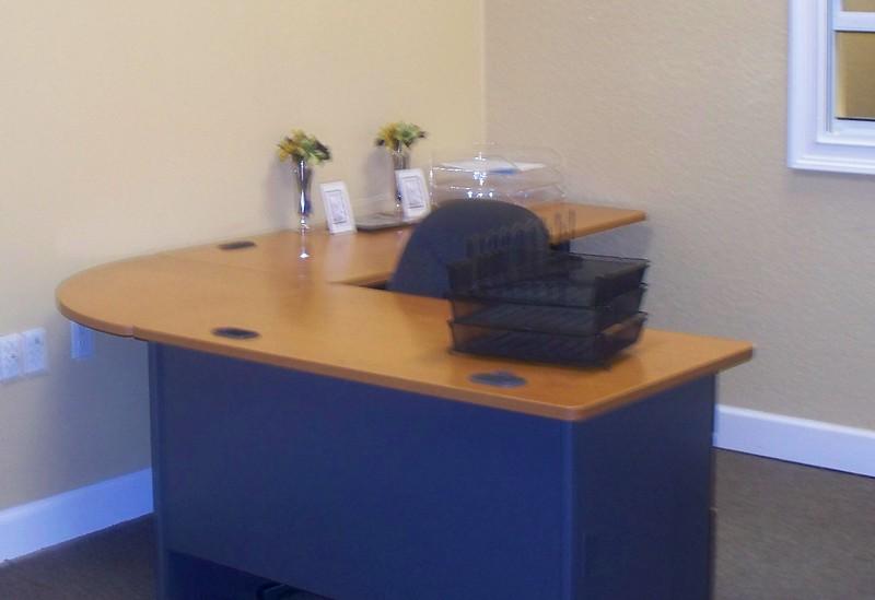 ATEC Facility Reception Area