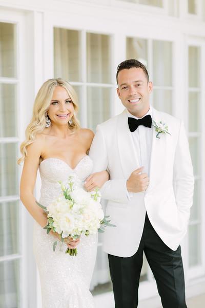 The Ahlers' | Casa Marina Wedding