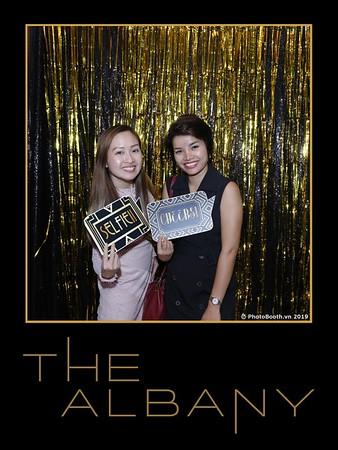 The Albany Thao Dien Grand Opening instant print photobooth in Saigon | Chụp ảnh in hình lấy liền Sự kiện Khai trương căn hộ cao cấp tại Thảo Điền | WefieBox Photobooth Vietnam