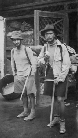 The Climbers - India 1942