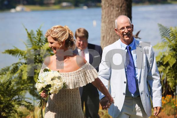 The Alewine Wedding