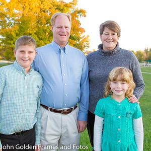 The Allen Family 2014