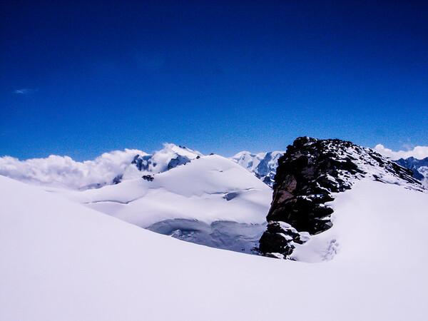 Strahlhorn Switserland