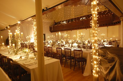 Regal Wedding Reception