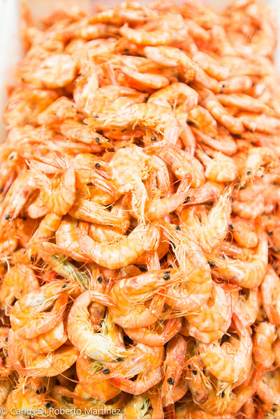 Amazon River Salted Shrimp