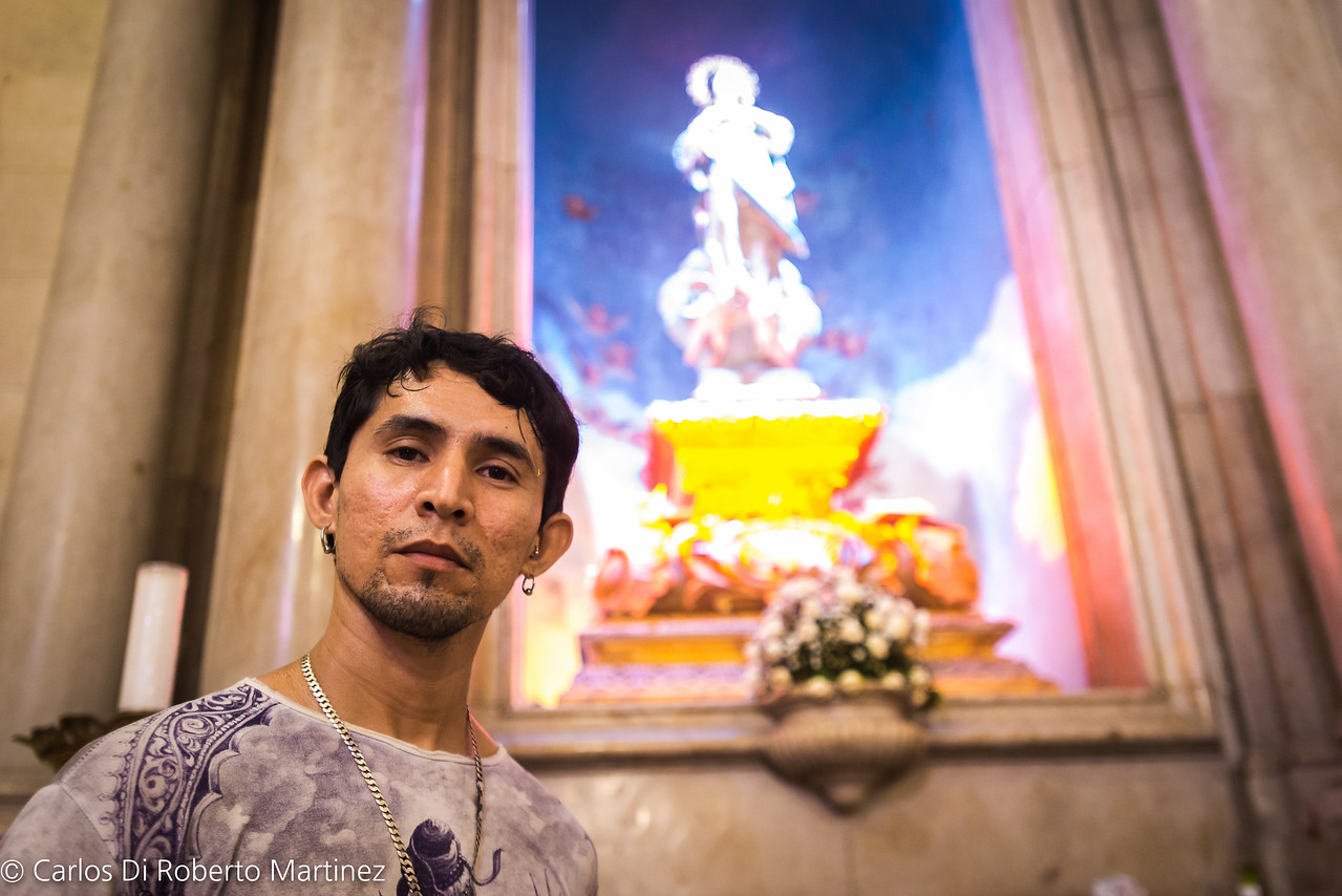 Restoration Artist at Manaus Cathedral