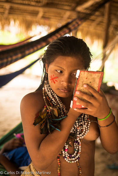 Tatuyo Young Woman