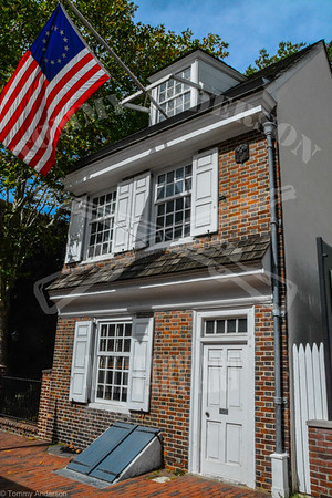 Betsy Ross House 2017