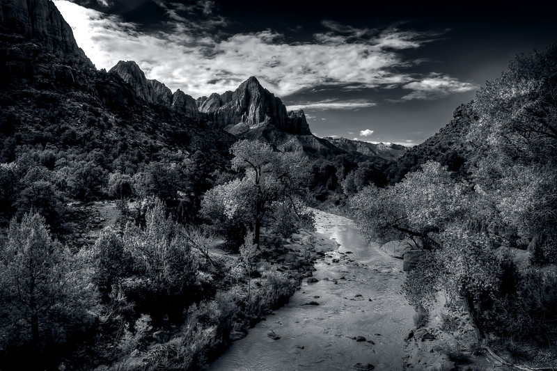 Sunrise At The Watchman