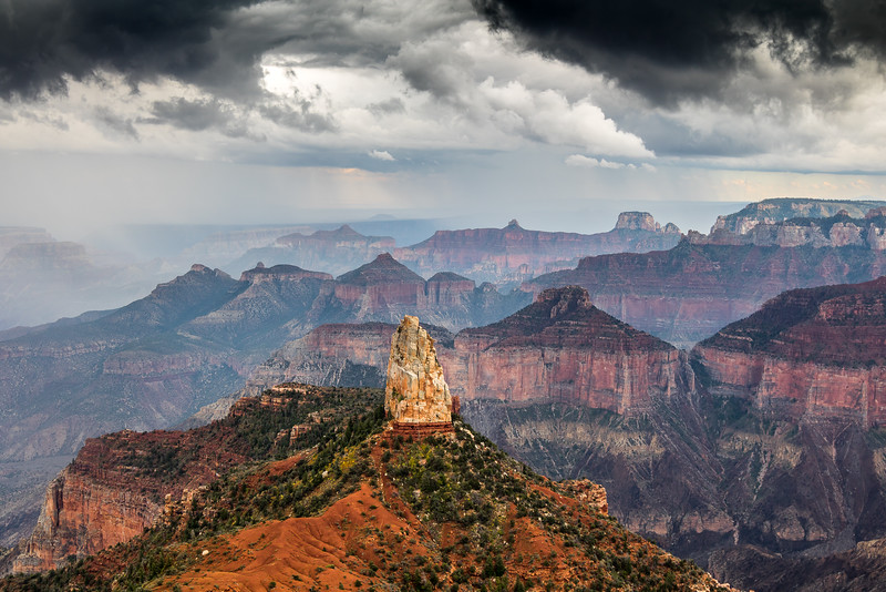 Point Imperial, North Rim Grand Canyon