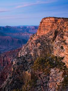 Grand Canyon Vertical