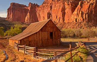 Horse Barn, Capitol Reef