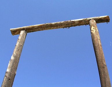 BANNACK GALLOWS