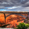 Bridge At Glen Canyon Dam
