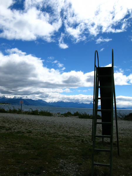 old playground, bariloche
