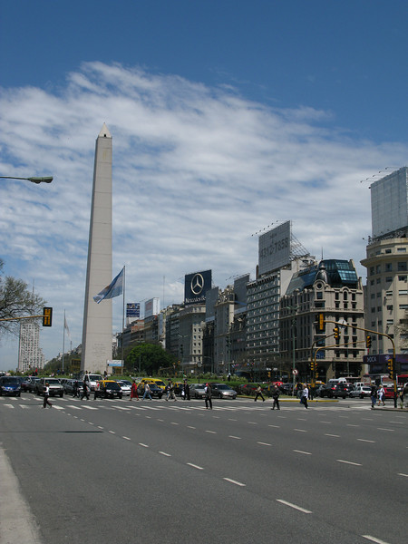 widest street in the world
