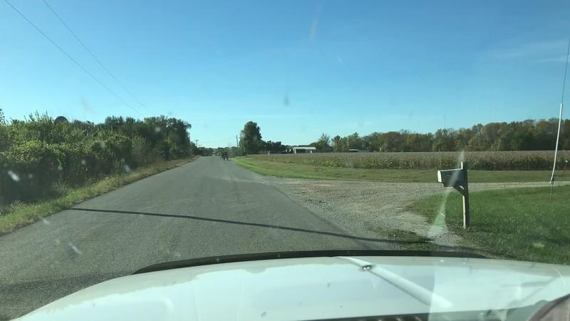 ( MOVIE CLIP ).......Amish headed for town Fort Scott Kansas