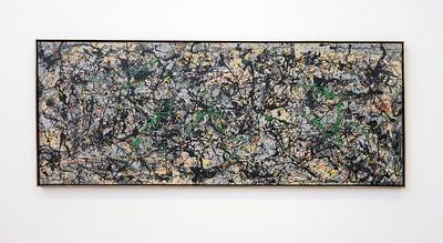 Jackson Pollock, Lucifer, 1947