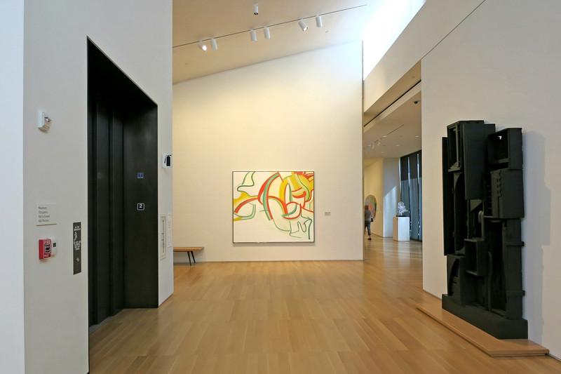 Willem de Kooning, Untitled V, 1986