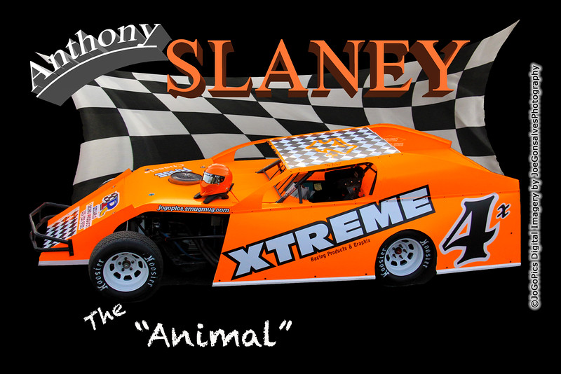 "Anthony Slaney - The ""Animal"""