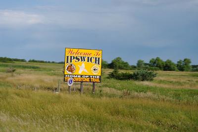 Welcome to Ipswich (South Dakota)