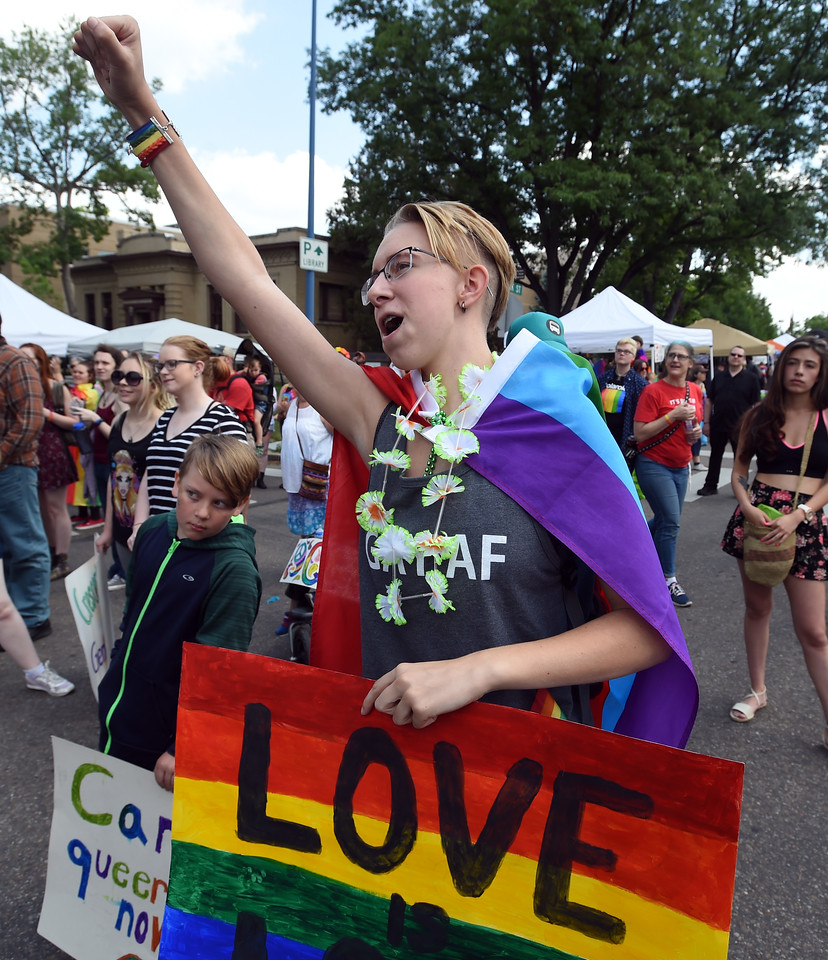 Longmont Annual  Pride Day