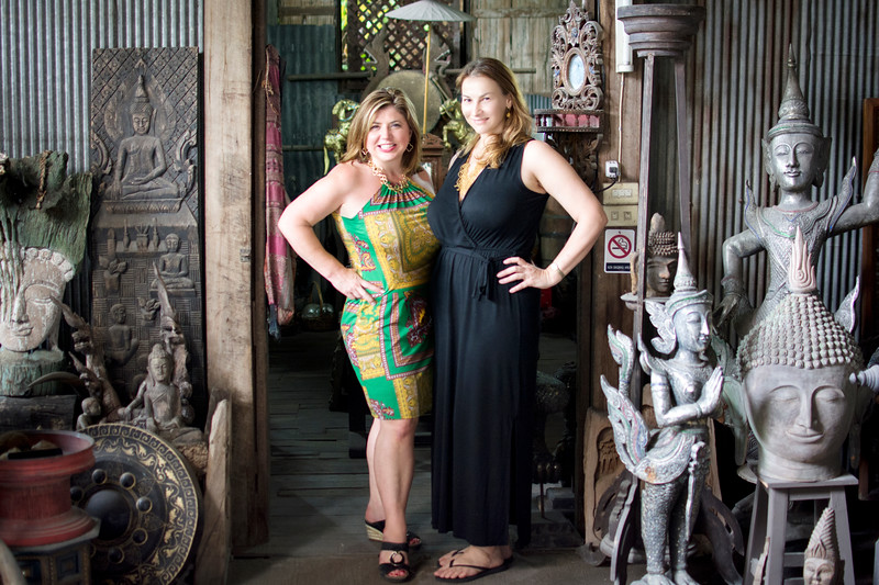 Chiang Mai-Antiques sourcing with Toma Clark Haines-The Angiques Diva-166