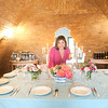 OLL_8986 dining room table pink dress