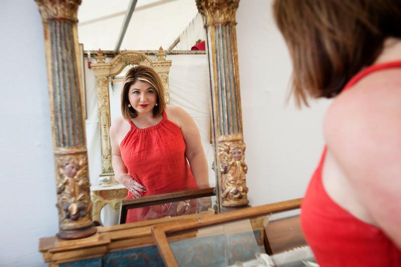 OLL_7896 orange dress mirror