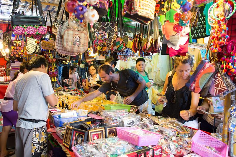 JJ Market, Bangkok