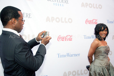 The Apollo Theatre 2006 Spring Gala and Hall of Fame Induction Ceremony at Apollo Theatre in New York City, New York, United States