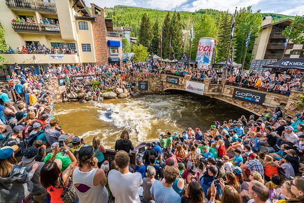 The 2016 GoPro Mountain Games, Vail, Colorado