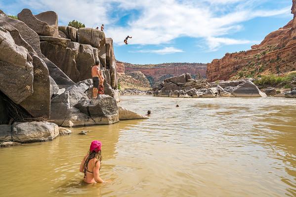 Ruby Canyon, Westwater, Colorado (2016)