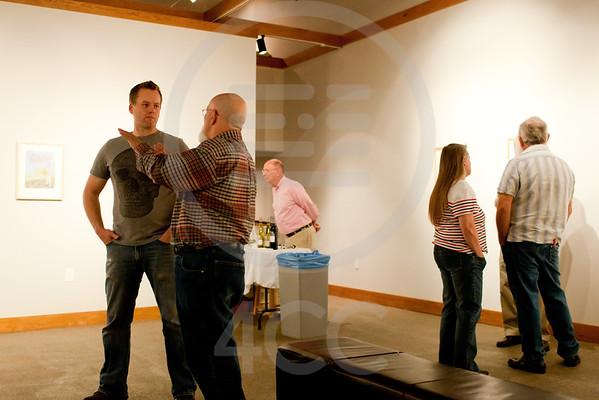 Arts Visalia Gallery Opening