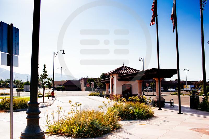Woodlake Transit Center