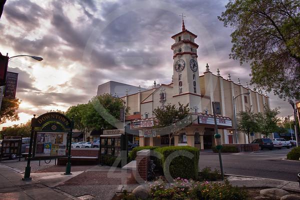 Visalia City Shots