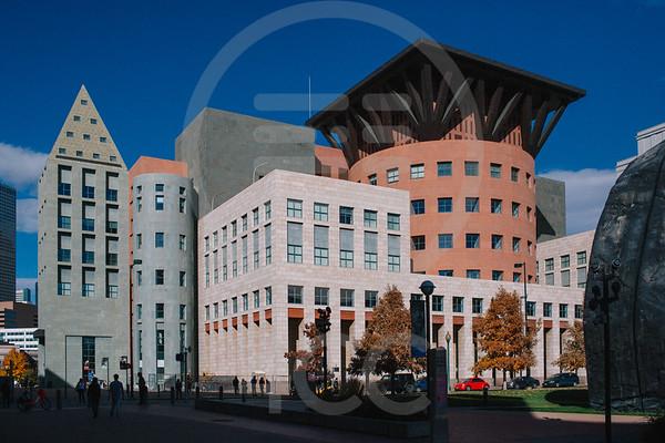 Denver _downtown_Architecture_