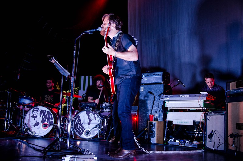 The Arcs at The National
