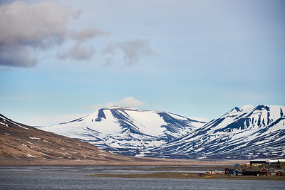 Svalbard and First Night