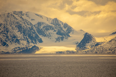 Offshore Svalbard, Well-North of the Arctic Circle