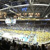 Tonight a sold out crowd saw the Bruins crush Washington at Pauley Pavilion.