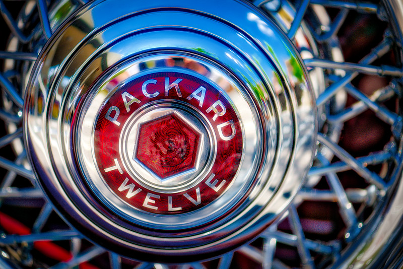 Packard Twelve (1 of 1)