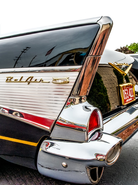 57 Chevy Bel Air - American Icon (1 of 1)