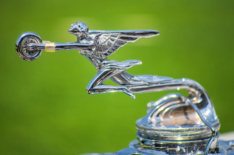 1930 Packard Hood Ornament Crop (1 of 1)