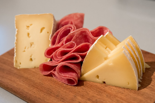 Open House for the Art of Cheese's new classroom at Briar Gate Farm in Longmont, Colorado, USA on August 17, 2019.