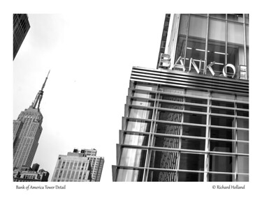 Bank of America Tower Detail