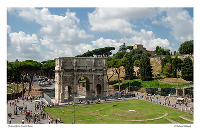 Postcard from Ancient Rome