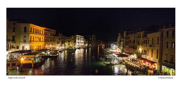 Night on the Canal III